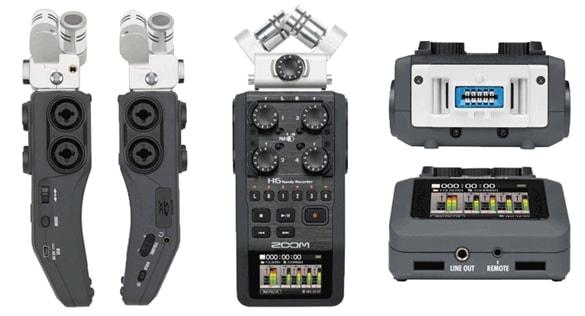 zoom-h6-recorder